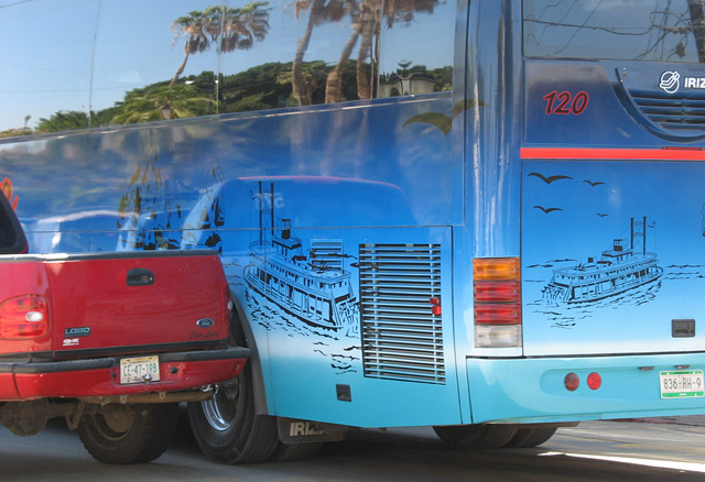 Amazing Bus Driver