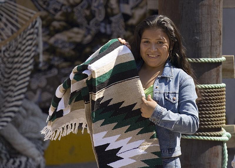 Blanket Vendor