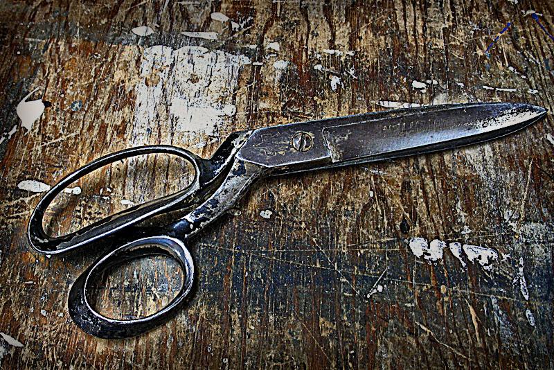 Uncle Augies Scissors