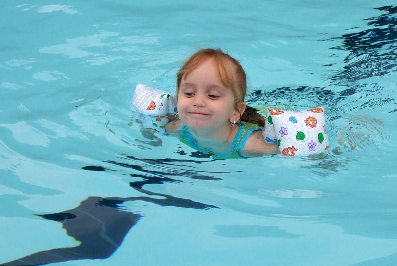 630 Little Swimmer