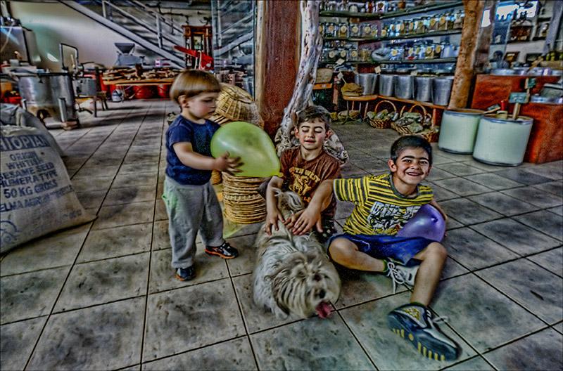 Children with my dog.jpg