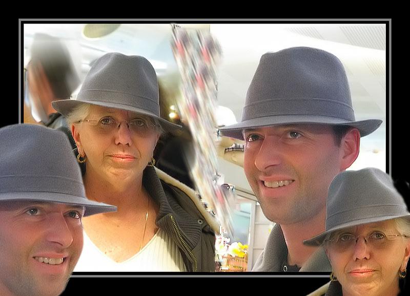 The Hat edited by my friend Gita