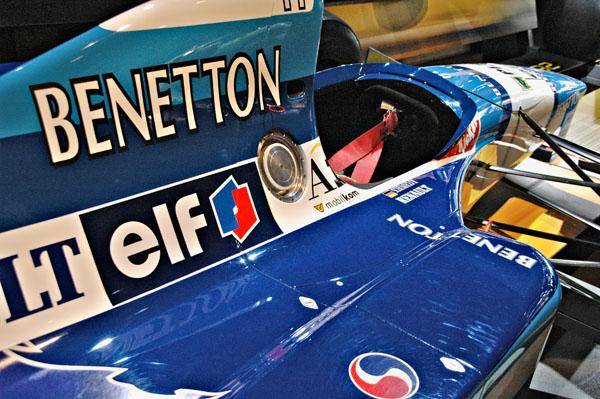 A Formula 1 Car