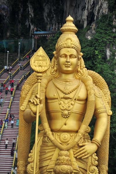 Murugan, the Hindu god of war