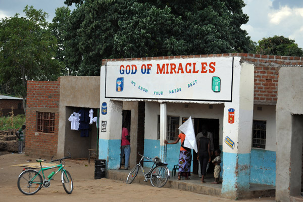 Mfuwe - God of Miracles - We Know Your Needs Best