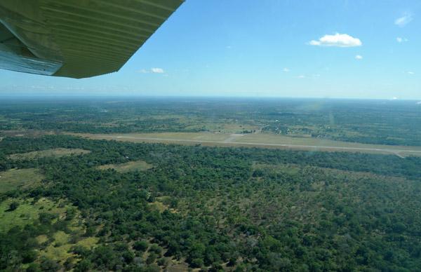 Departing Mfuwe for the 219nm flight southwest to Kayila Airstrip on the Lower Zambezi