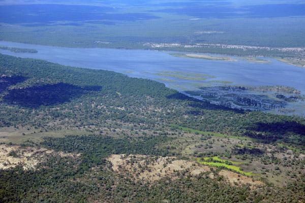 Zambezi River, Lower Zambezi National Park