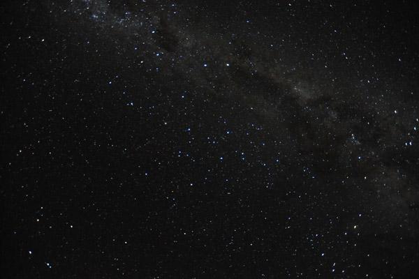 Milky Way, Namibia