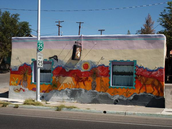 Wild Coyote, Business Loop 25