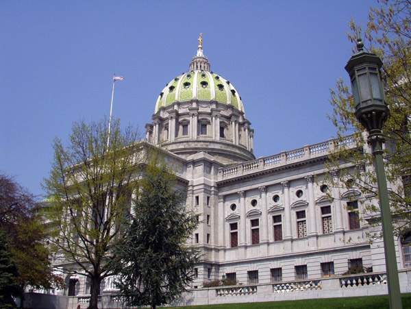 Pennsylvania State Capital, Harrisburg