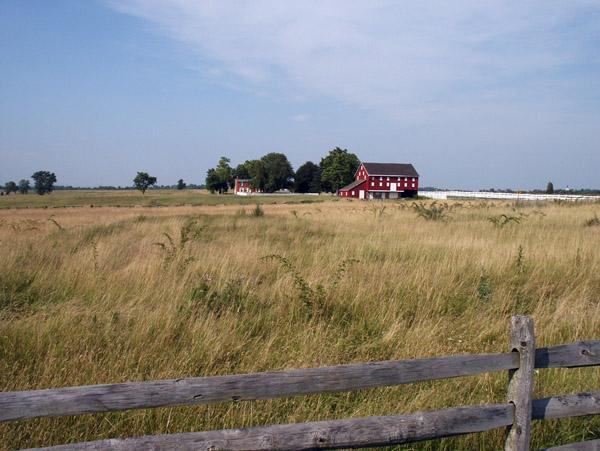 Sherfy Farm, Emmitsburg Road, Gettysburg