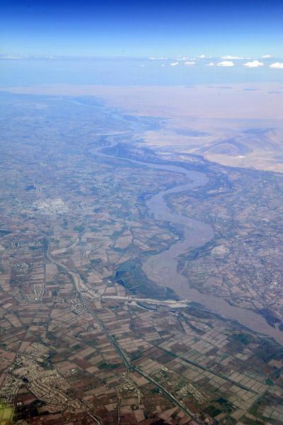 Amu Darya River, Uzbekistan