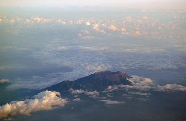 Gunung Raung (3332m), Eastern Java