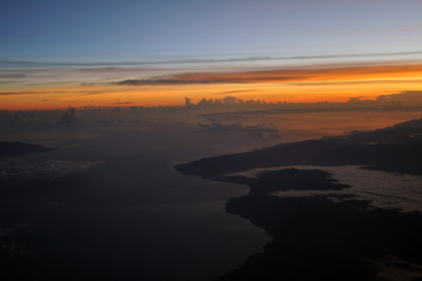 Channel between East Timor and the Indonesia island of Alor