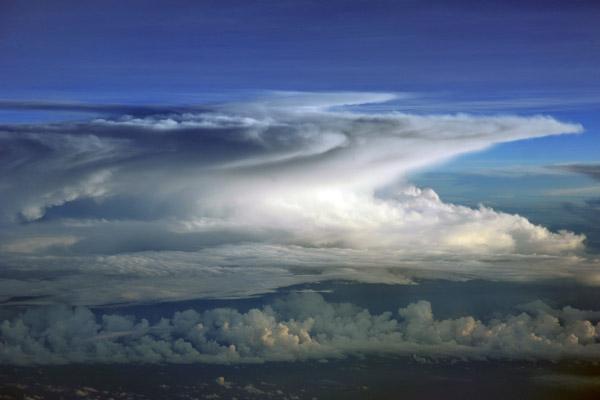 Thunderstorm, Flores Sea, Indonesia