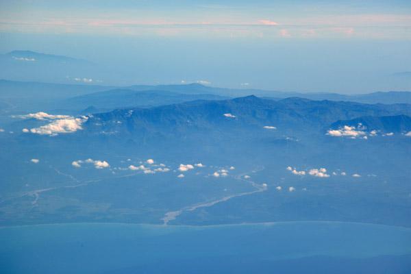South coast of East Timor (Timor-Leste)