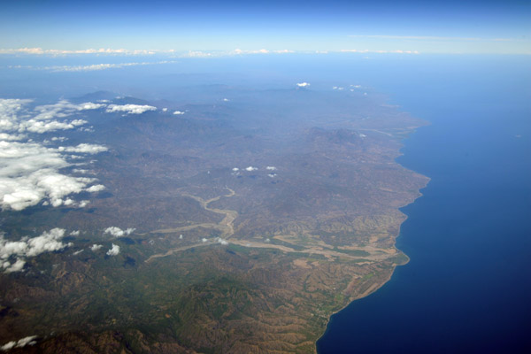 West Timor, Indonesia with the Oecusse enclave of Timor-Leste