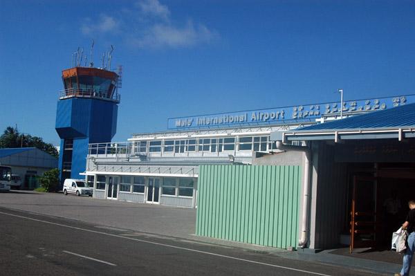 Male International Airport, Huhule Island