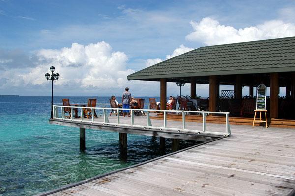 Restaurant, Paradise Island