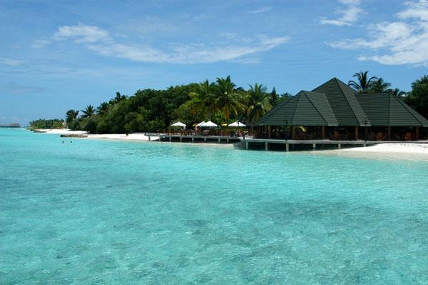 Main hotel complex, Paradise Island