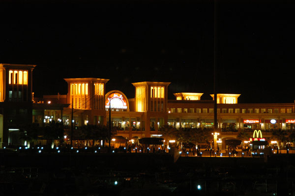 Sharq Market, an upscale shopping mall