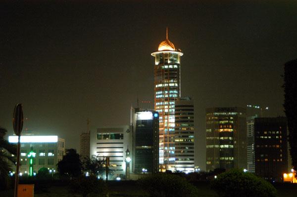Kuwait City and the Dar al Awadi