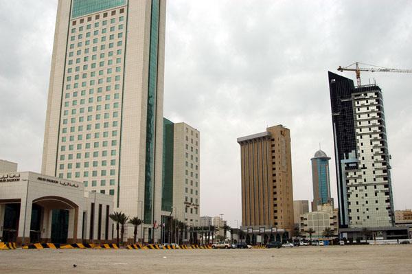 Arraya Centre, Kuwait City