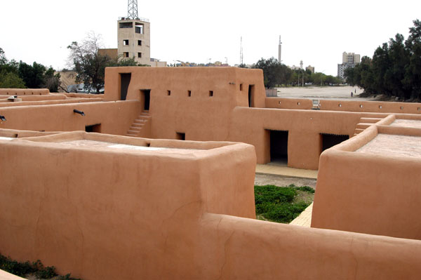 Red Fort, Jahra