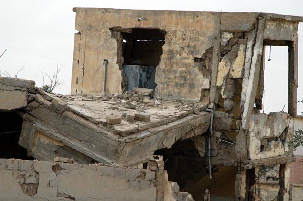 Gulf War damage