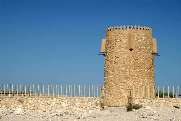 Old watchtower, Al Khor