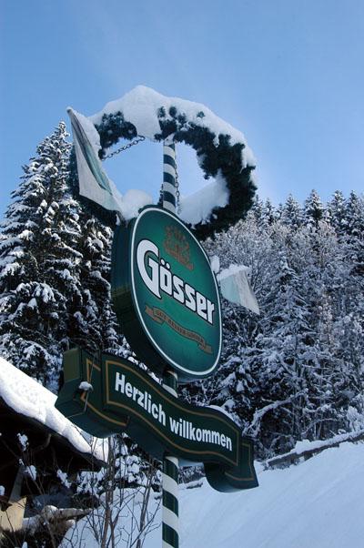 Gösser Bier, Badgastein