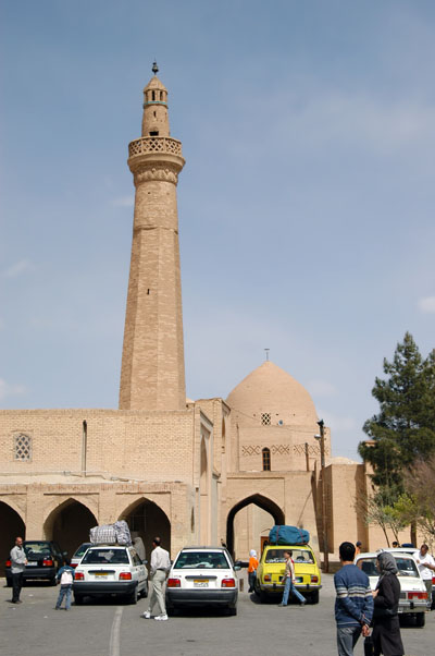 Jame Mosque of Naein, 10th Century