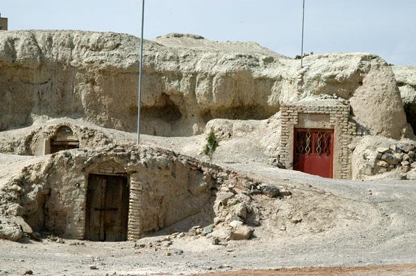 Underground workshops, Naein-Mohammadie