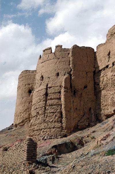 Nain Castle (Narin Galeh)
