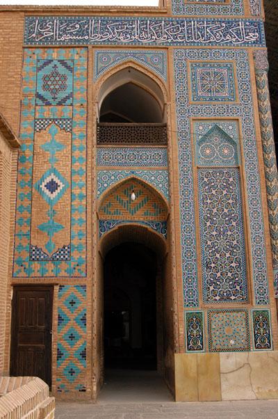 Interior, Jameh Mosque, Yazd