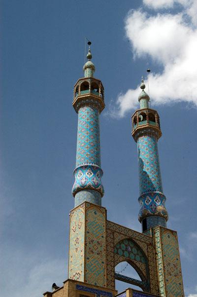Hazireh Mosque, Yazd