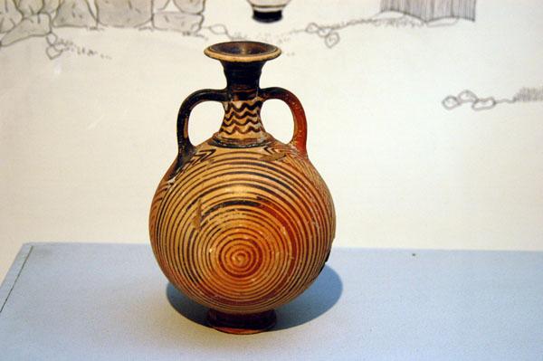 Pottery, Ephesus Museum