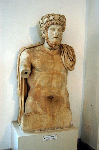 Lucius Verus, Bardo Museum