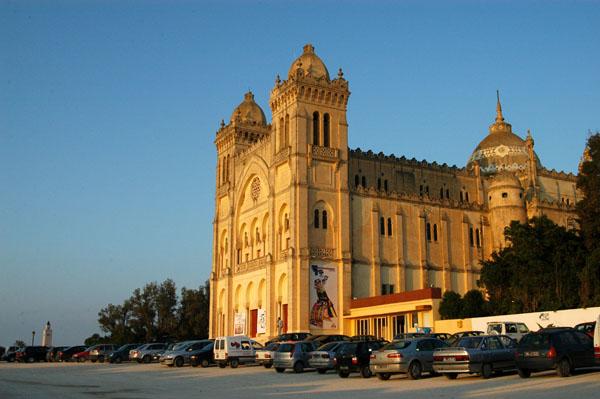Monumental Damous el-Karita Basilica, Carthage