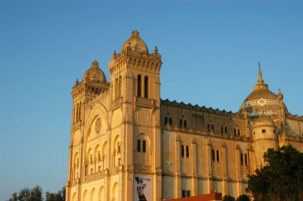 The Basilica has been decomissioned and is now used to host special events