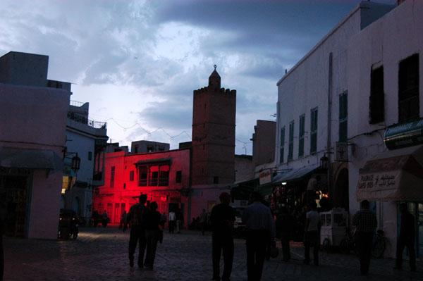 Place des Martyrs, Kairouan