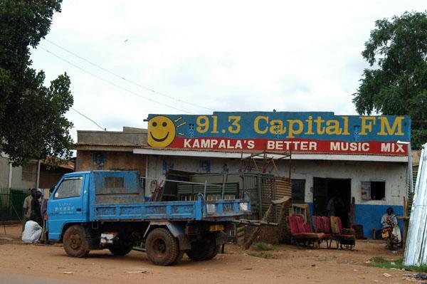 91.3 Capital FM Kampalas Better Music Mix billboard