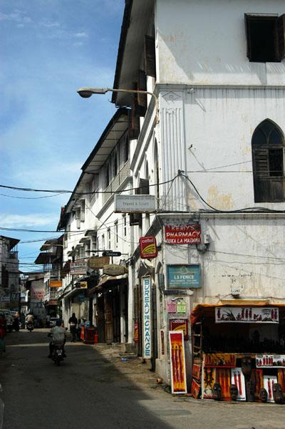 Kenyatta Road, Stone Town, Zanzibar