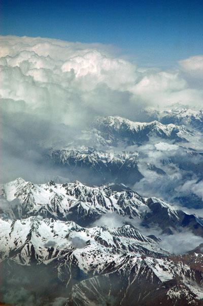 Caucusus Mountains, Georgia-Russia
