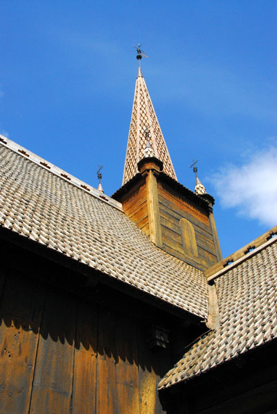 Garmo Stave Church ca 1200