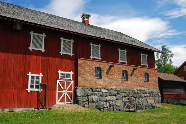 Jørstad-Hof, Maihaugen