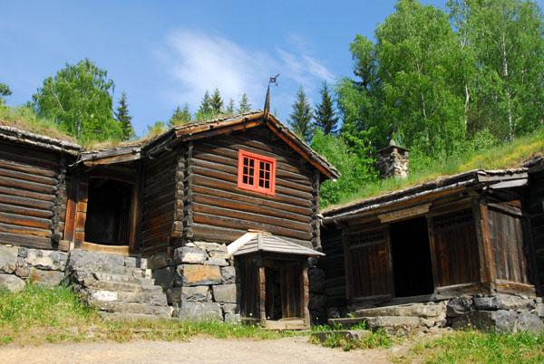 Øygården-Hof, Skjåk