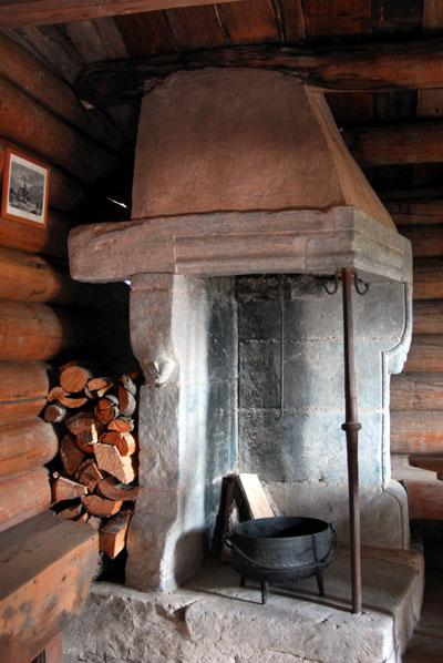Winter House, Øygården-Hof, Skjåk