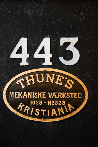 Kristiania was renamed Oslo in 1925