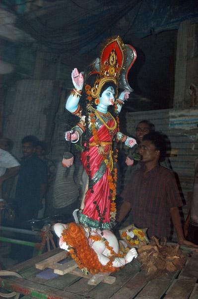 Hindu Street festival, Shankharia Bazar, Dhaka